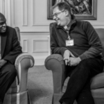 Bishop Steven with John Sentamu Archbishop of York